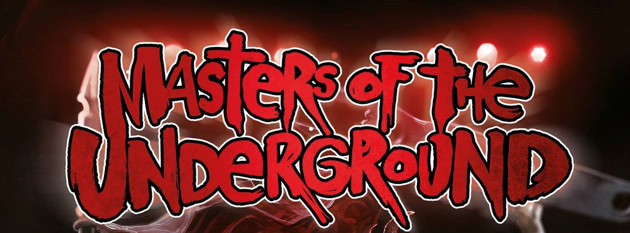 Masters of the Underground - DVD Release-Party - 02.05.2019 - JUZ Andernach